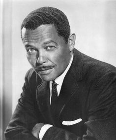 """Billy Eckstine.  August 27, 1969.  Referred to as """"Mr. B"""" Eckstine was a jazz singer and bandleader.  He formed and directed his own band and also played the trumpet, valve trombone, and guitar.  He went on to become a solo artist often collaborating with other renowned vocalists such as Nat King Cole and Sarah Vaughn and other musicians like Dizzy Gillespie, Charlie Parker, Count Basie and Quincy Jones."""