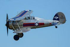 Gloster Gladiator II #biplane #1930s