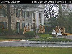 Graceland Ghost-Cam  Does Elvis still roam Memphis?  America's Most Haunted: Live Ghost Webcams 2013  http://americasmosthaunted.blogspot.com/2012/12/live-ghost-webcams-2013.html#