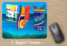 Mouse pad available @ www.leisaoart.com