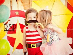 My Circus inspired session...
