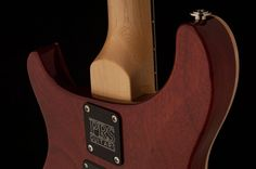 Since the dawn of rock and roll, the snap and response that comes from a bolt-on neck guitar has been an essential part of the mix. These attributes have, in turn, become essential to many players trying to tell their story through music. The CE 24 brings the bolt-on platform back to the main PRS lineup with some significant updates. The CE 24 pairs PRS's traditional body combination of the mahogany back and maple top with a bolt-on maple neck and rosewood fretboard.
