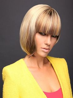 Joan Novak - Novak's Dream #joannovak #angelacooney #colorhair #haircolor #fashion #style #стиль #мода #окрашивание #цветныеволосы  Hair: Joan Novak Photo: Kale Friesen Clothes: Angela Cooney
