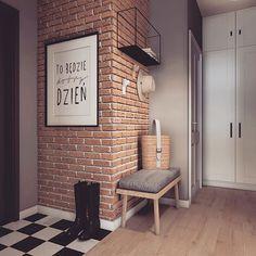 Dream Home Design, House Design, Flur Design, Concrete Interiors, Living Room Decor Cozy, Luxury Interior Design, Apartment Interior, Unique Home Decor, Beautiful Interiors