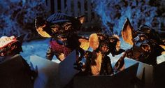 Gremlins has always been a Christmas movie to me!!  #MRRChristmasGiveaway