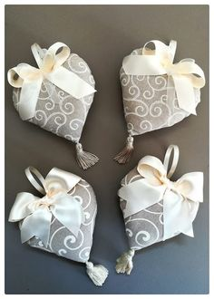 Le creazioni di Mery: Cuori Heart Crafts, Fire Heart, Rustic Christmas, Confetti, Diy And Crafts, Valentines Day, Shabby Chic, Ornaments, Sewing