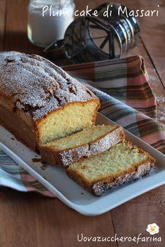 Plum cake classico di Massari con cupola - Uovazuccheroefarina