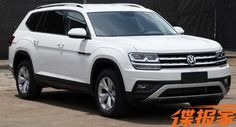 Forget The Teramont; VW Will Name Its New SUV The Atlas