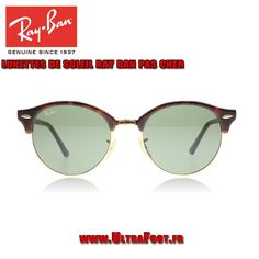 Ray-Ban 4246 Clubround Tortoise 990 ultrafoot