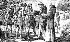 Fray Junípero dedicó los últimos años de su vida a administrar los sacramentos del bautismo y de la confirmación a miles de indígenas
