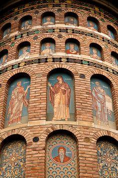 Biserica Sf. Nicolae Domnesc Iasi by valentin dontov, via Flickr