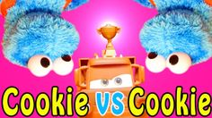 2 Count N Crunch Cookie Monsters Battle Disney Cars Microdrifters Lightn...