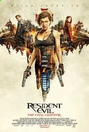 Download Resident Evil The Final Chapter 2017 Movie Online In HD, Bluray, Mkv Print through hd moviessite. Full Free Latest Released New Hollywood Movies Download from this site.