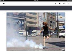 #Female #Protester #Turkey