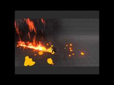 my work -unity3d Effect  Game fx