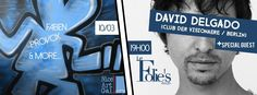 Art & Music @ Le Folie's 10/03/16