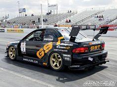 E85 Subaru Impreza