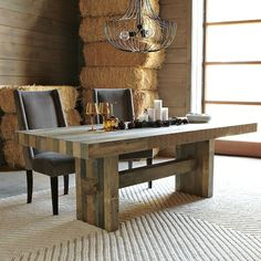West Elm Emmerson Dining Table