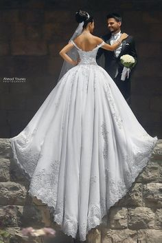 24 Must Take Photos Of Your Wedding Dress ❤ See more: http://www.weddingforward.com/must-take-photos-wedding-dress/ #weddings #photography