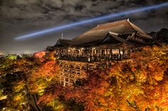 Beautiful Japan    写真: 清水寺  Kiyomizu temple