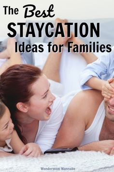 The Best Staycation Ideas for Families These are the perfect family staycation ideas – mostly free, easy to do, lots of fun! Kids Activities At Home, Bucket List Family, Summer Kids, Staycation, Travel With Kids, Cool Kids, Kids Fun, Hygge, Family Life