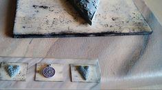 Decoupage Tutorial Marble Effect on Canvas - Εφέ Μαρμάρου σε Καμβά - Diy...