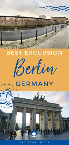 If you are taking a cruise vacation or other travel to Germany, you don't want to miss the city of Berlin, located a few hours from the cruise port. It's worth the effort to see what Berlin has to offer. This city is full of history, culture, and architecture. You can capture the aesthetic with photography. Check out our post to see the highlights of the top things to do in Berlin and you'll be ready to make the most of your time here. #Berlin #Germany #CruiseVacation #CruiseTips #Excursions Cruise Excursions, Cruise Destinations, Cruise Port, Cruise Travel, Cruise Vacation, Cruise Tips, Holiday Destinations, Best Places To Travel, Places To Visit