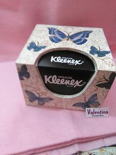 Kleenera Mariposas azules!!