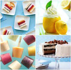 30+   Délicieux Desserts Glacés #desserts #glace #glacés #recettes #blog