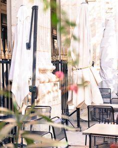 Matin parisien Jardin du Palais Royal