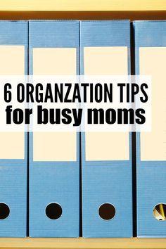 Organization Ideas for Moms  25 Mom Hacks to Make Life Easier! fe1c1d647d