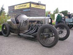1908/19 GN/JAP Grand Prix by kitchener.lord, via Flickr