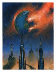 The Martian Chronicles • The Watchers • Les Edwards