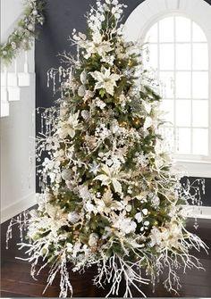 Sneak peek at some of the 2014 RAZ Christmas Trees