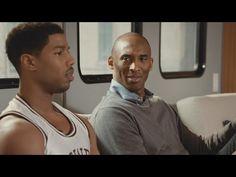 "Kobe Bryant & Michael B. Jordan's""Father Time""... - A Blog About.....Nothin'"