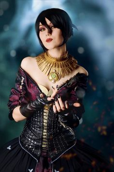 Title: Dragon Age - Morrigan by Ophidia Full album: http://imgur.com/r/cosplaygirls/isC9u Source: http://imgur.com/r/cosplaygirls/isC9u