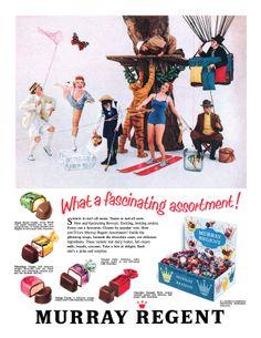 1956 Murray Regent ad