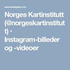 Norges Kartinstitutt (@norgeskartinstitutt) • Instagram-billeder og -videoer