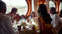 #MSCCruises - The Masters of the sea. At your service.