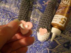 Crochet Parfait: Laid-Back Cat Amigurumi Halloween Crochet Patterns, Crochet Teddy Bear Pattern, Crochet Amigurumi Free Patterns, Crochet Animal Patterns, Stuffed Animal Patterns, Crochet Dolls, Afghan Crochet Patterns, Loom Patterns, Crochet Fish