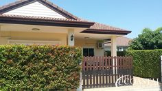 H008254 House for Sale and Rent in Pattaya Tropical Village