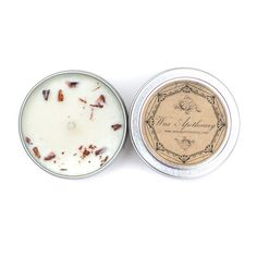 Wax Apothecary Cassia Cinnamon Botanical Candle in Tin Apothecary Candles, Tin Candles, Cinnamon Candles, Cassia Cinnamon, Spearmint Essential Oil, Vegan Candles, Beauty Balm, Aromatherapy Candles, The Balm