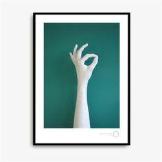 Hands up plakat - Perfect - Kreativitum