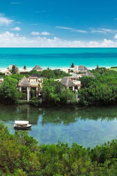 The Fairmont Mayakoba is located among dunes, water canals, tropical forest and mangroves. Fairmont Mayakoba (Playa del Carmen, Mexico) - Jetsetter