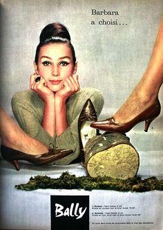 BALLY SHOES 1960
