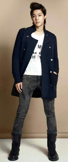 Kim Hyun Joong 김현중 ♡ Kpop ♡ Kdrama ♡ I'm David photoshoot ♡