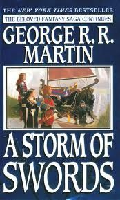 george r.r. martin's a storm of swords