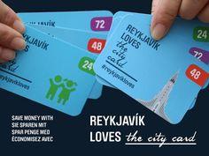 Reykjavík City Card | Visit Reykjavík Handy Dandy way to get discounts everywhere! Free bus travels, free city pools etc, discounts to museums etc!