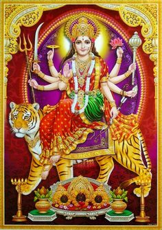 Maa Chandi is the total energy of the universe. By doing Chandi Homam once a year one can become free from evil eyes and get supremacy power to fulfill all desire. Shiva Parvati Images, Durga Images, Lakshmi Images, Shiva Shakti, Krishna Images, Maa Durga Image, Durga Maa, Durga Goddess, Durga Mata Pic