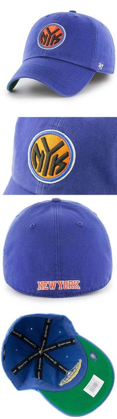 Other Basketball Clothing 158974: New York Knicks Nba Supporters Hat Franchise Cap - 47 Brand Baseball Cap -> BUY IT NOW ONLY: $39.99 on eBay!